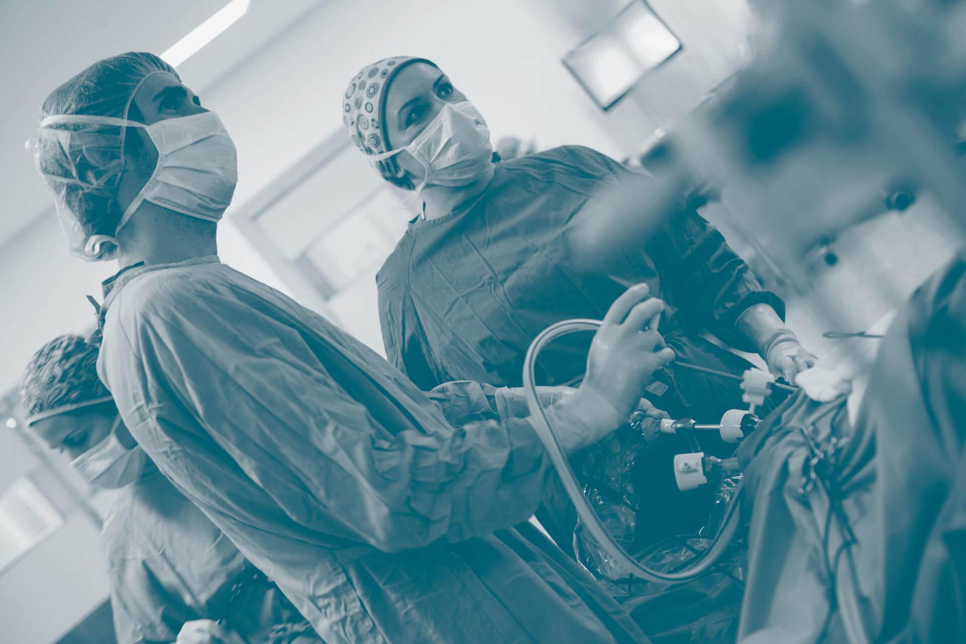 Cimov - Cirugía de la Obesidad - Laparoscopia avanzada
